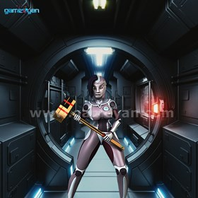 Game Development Services: Personnage de créature 3D Morn par Studio Art outsourcing